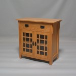 Red Oak Mission Cabinet Finish 30602