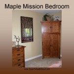 Maple Mission Cabinet 20601