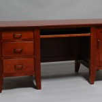 41432 Modified Cherry Shaker Desk Antique Cherry Stain