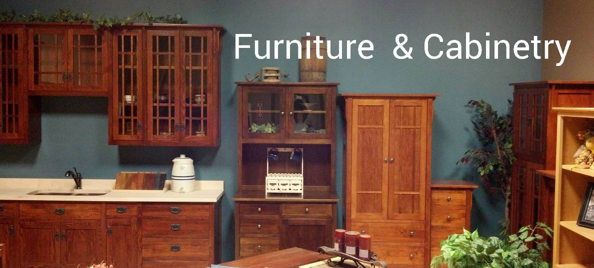 Showroom – furniture & cabinetry